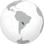 Paraguay (orthographic projection).svg