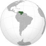 Venezuela (orthographic projection).svg